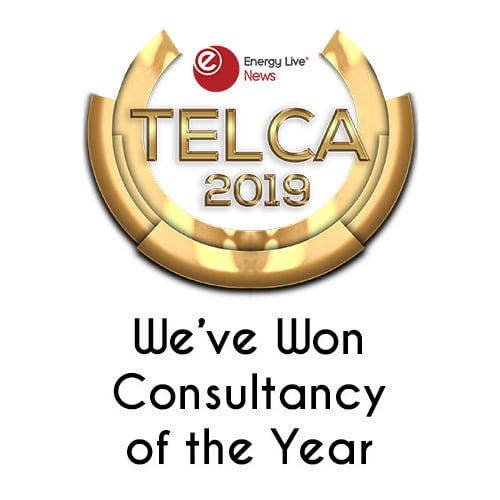 Utility Bidder Telca Consultancy Award