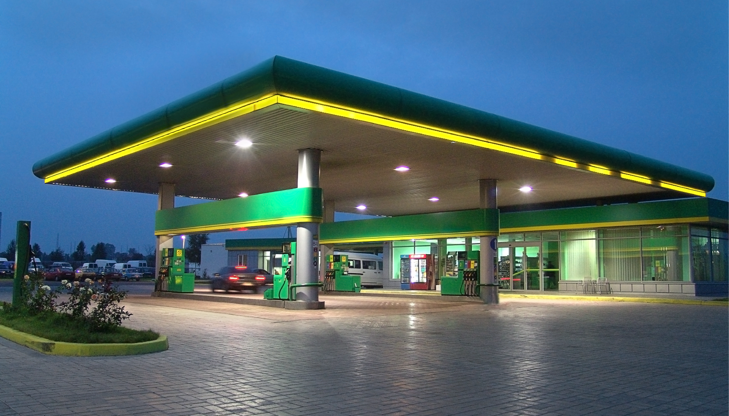 Compare Service Stations Energy & Utilities